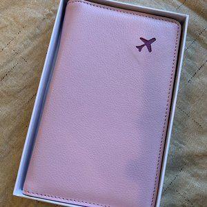 RFID Passport Holder in Lavender